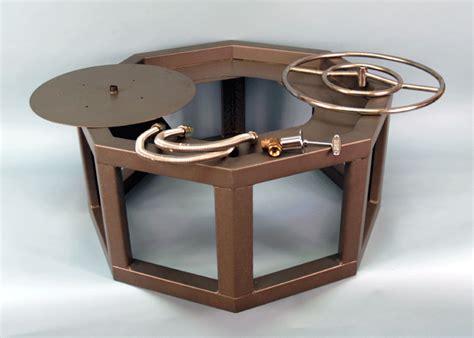 pit kits custom pit kit 37 quot with flat pan