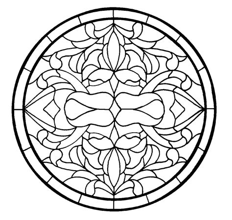 mosaic patterns coloring pages flower flowers stained glass mosaic stepping stone patterns