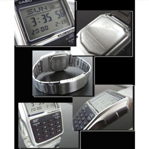 Casio Databank Dbc 32d 1a relogio casio data bank dbc 32d 1a calculadora db 360 em