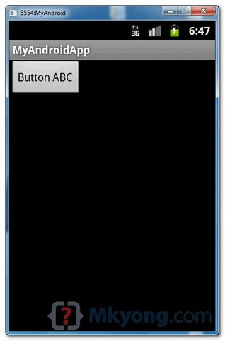 android layout fill parent android wrap content and fill parent exle mkyong com