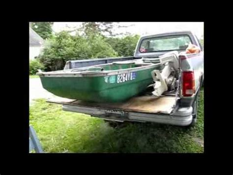 flat bottom boat reviews boat ride youtube