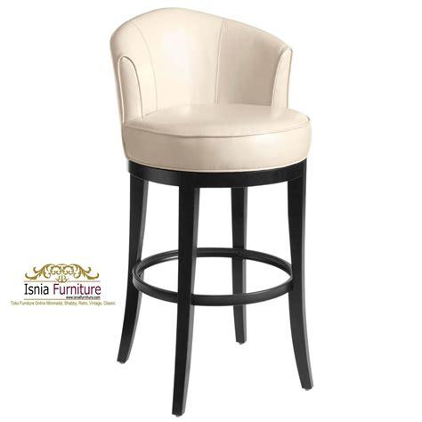 Jual Busa Kursi Semarang kursi bar model mewah ivory model kursi cafe dan kursi bar terbaru kayu murah