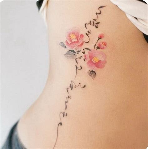 camellia flower tattoo designs 50 pretty flower ideas for creative juice