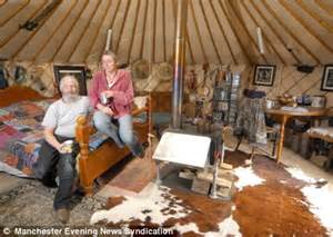 Coastal Living House Plans Yurt Can T Live Here Council Tells Couple To Take Down