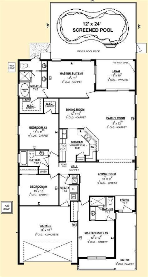 design my own floor plan online free the 25 best free floor plans ideas on pinterest