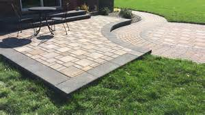 Installing Pavers Patio Brick Paver Patio Installation Livonia Southeast Michigan
