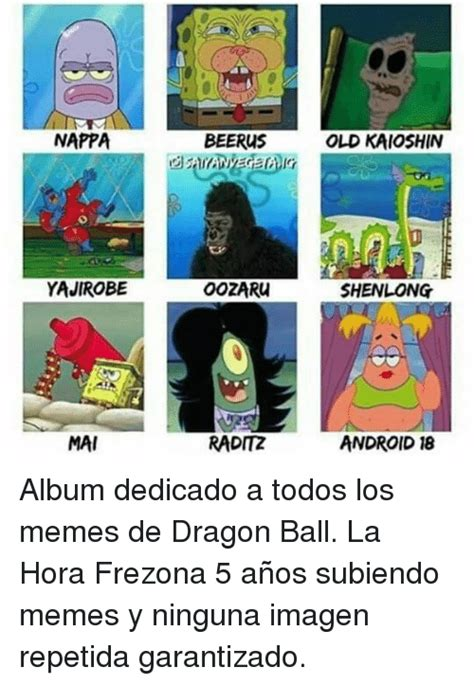 Todos Los Memes - 25 best memes about yajirobe yajirobe memes