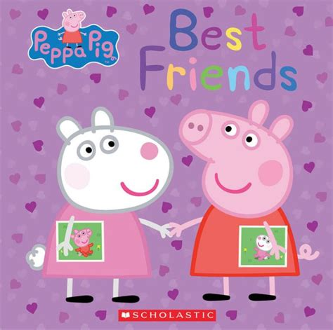peppa pig peppa loves b01lw9ie6d best friends peppa pig series by peppa pig eone hardcover barnes noble 174