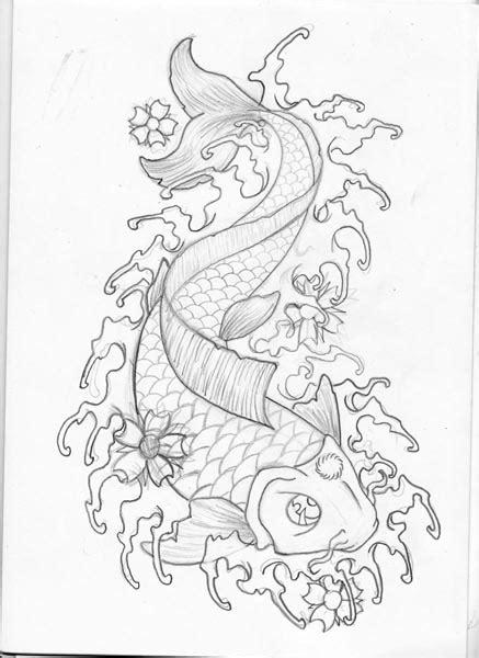 tattoo carpe koi noir et blanc top pin asiatique carpe images for pinterest tattoos