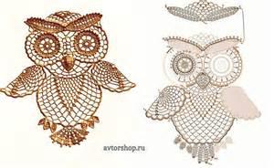 Table Runner Patterns Crochet Owl Diagram Crochet Kingdom