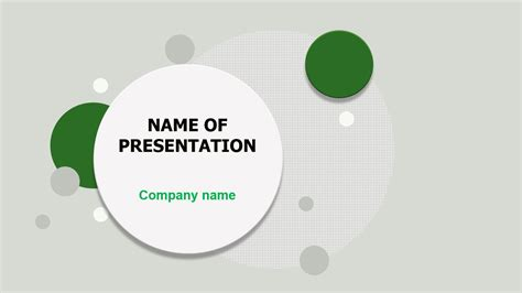Download Free Circle Powerpoint Template For Presentation Templates For Powerpoint Slides
