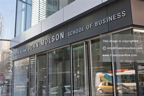 Concordia Montreal Mba by Concordia S Molson School Of Business
