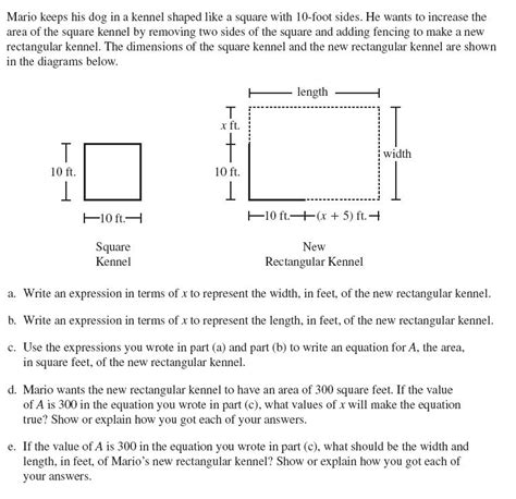 quadratic pattern questions socrato gt test details quadratic equations patterns