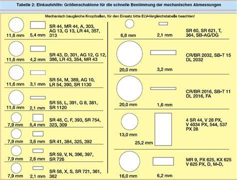 knopfzellen tabelle camelion alkaline knopfzelle typ ag 4 lr626 2er pack
