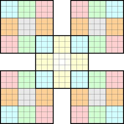 Grille Sudoku by Grille Vierge Sudoku Maison Design Edfos