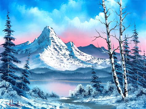 bob ross paintings authentic authentic bob ross paintings pictures to pin on