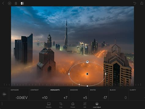 Adobe Announces Raw Photo Editing In Lightroom Mobile For Ios Lights Room