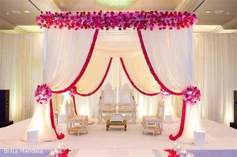 Ceremony in Birmingham, AL Indian Wedding by Braja Mandala
