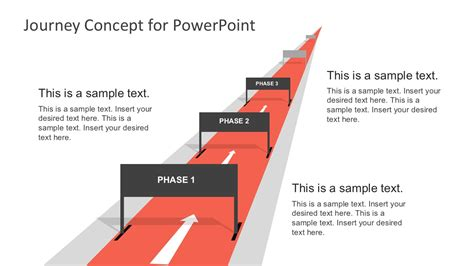 free templates for powerpoint journey free journey concept for powerpoint slidemodel