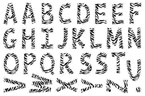 zebra printable alphabet 1000 images about letters graphics on pinterest