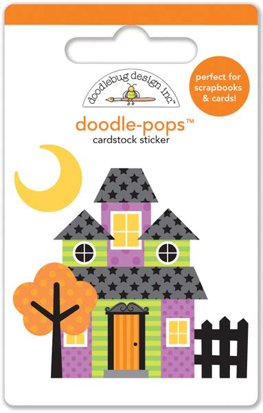 doodle god haunted house doodlebug design parade collection doodle