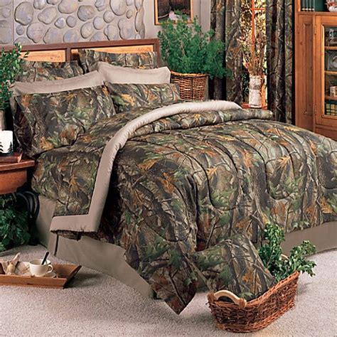 camouflage comforter king buy realtree 174 hardwoods full comforter from bed bath beyond