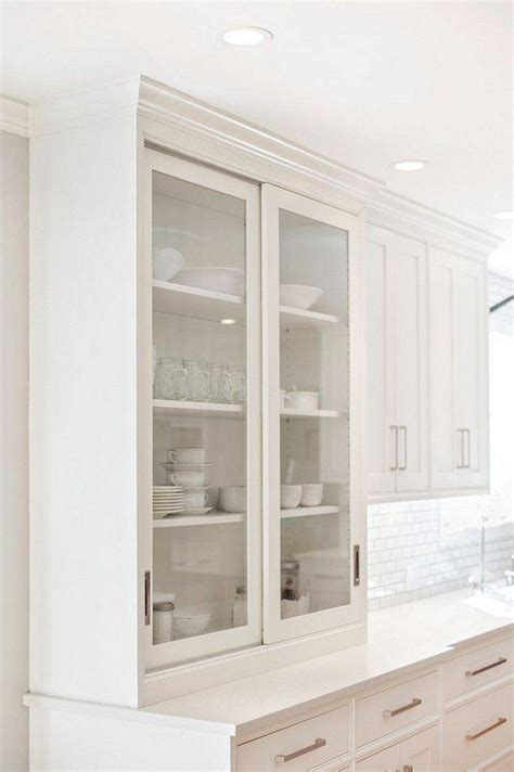 16 photo of cabinet door glass options