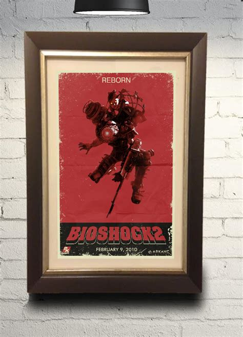 grindhouse poster template bioshock 2 big grindhouse style retro