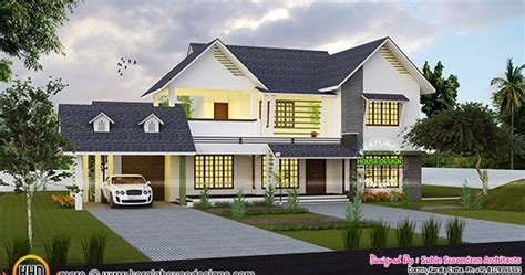 western style home plans cute western style home architecture kerala home design