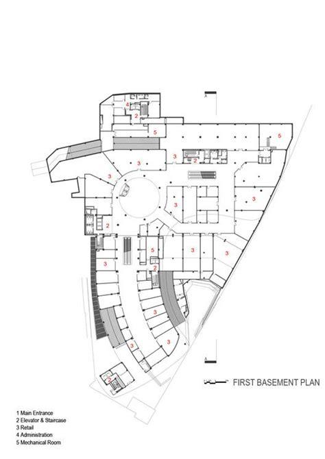 floor plan of shopping mall gallery of arg shopping mall arsh 4d studio 24