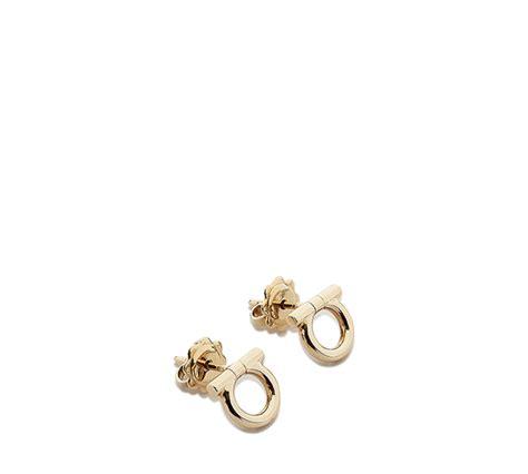 gancino earrings jewellery salvatore ferragamo