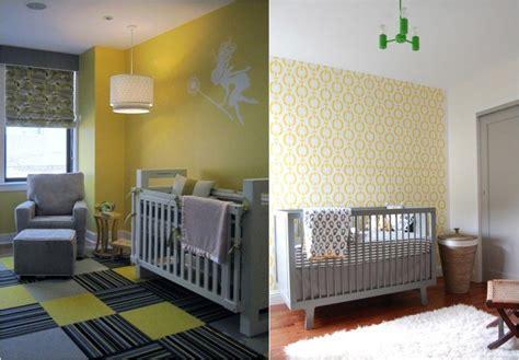 chambre enfant et gris chambre bebe jaune moutarde chaios com