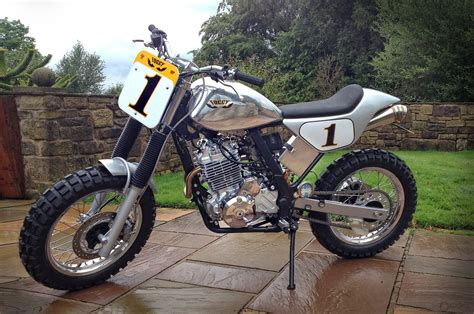 Honda Nx 250 Aufkleber by Carl Fogarty S Dominator The Bike Shed