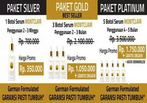 Jual Montclair Hair Serum pembelian montclair hair serum archives mengatasi