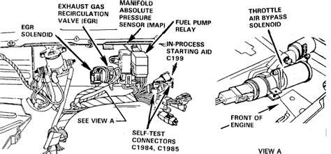 ford ranger  fuel pump   ran  hot wirerailintake