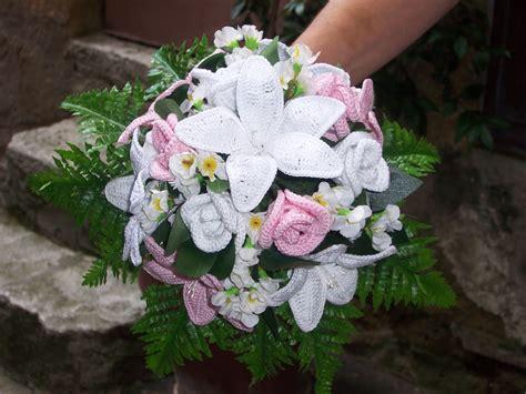 fiori ad uncinetto tutorial come realizzare un bellissimo bouquet di all
