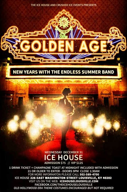 the ice house louisville ky golden age nye 2015 at the ice house louisville ky dec 31 2014 9 00 pm