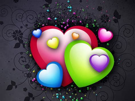 wallpaper for mobile colorful love uneedallinside animated desktop wallpapers animated