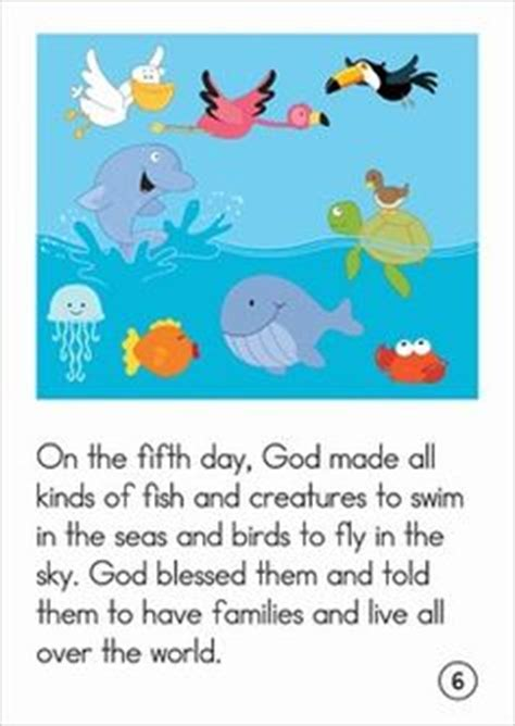 1000 images about bible creation on pinterest days of 1000 images about sunday school creation on pinterest