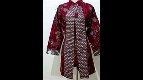 Baju Batik Kerja Terbaru 085649255914 baju batik wanita modern model terbaru jual