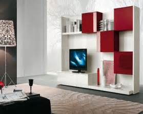 Latest Wall Units Designs For Living Room Home Design Mesmerizing Contemporary Tv Wall Design
