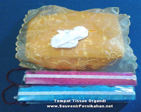 Kotak Tempat Tissue Ready Stook souvenir tempat tisu organdi souvenir pernikahan
