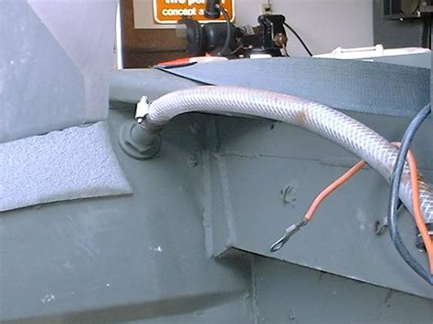 rebuild transom on aluminum boat transom rebuild photos
