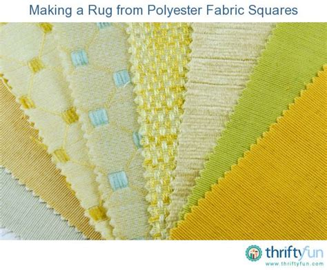 how to make a throw rug a rug from polyester fabric squares squares rugs and throw rugs