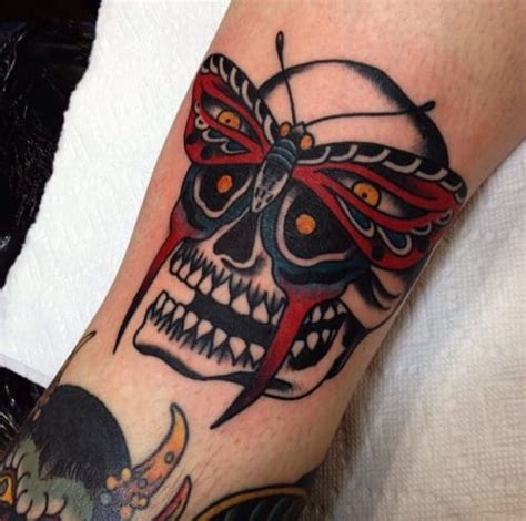 53 traditional skull tattoo ideas about skull golfian com