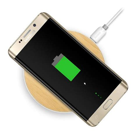 baseus flare series wireless charger pad for phones with qi charging