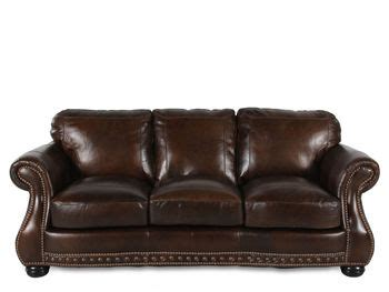 usa leather cowboy sofa usa leather cowboy sofa mathis brothers furniture