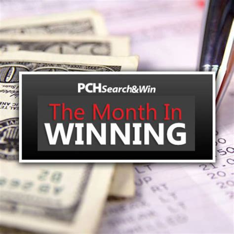 Pch Search And Win Email Pch Pch Winners Circle