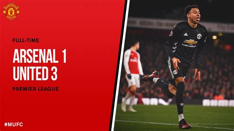 arsenal united download video arsenal vs manchester united 1 3