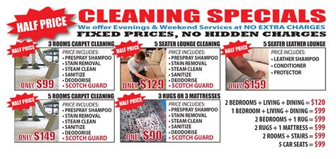 Upholstery Cleaning Specials by Special Offers Bubbles Carpet Cleaning